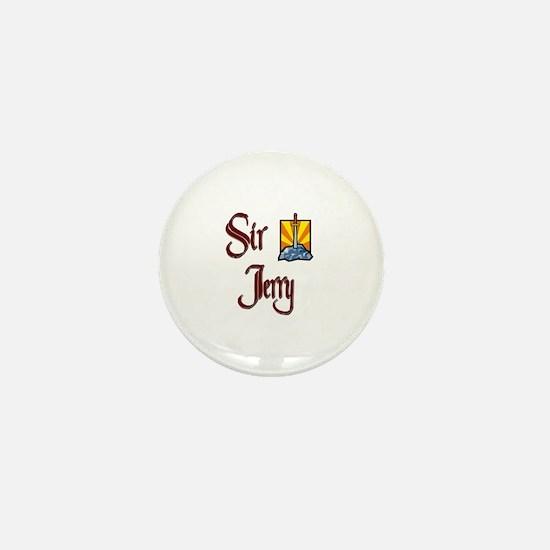 Sir Jerry Mini Button