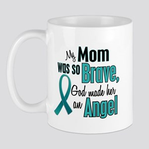 Angel 1 TEAL (Mom) Mug