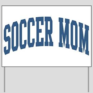 Soccer Mom Sports Nickname Collegiate Style Yard S