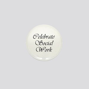 Celebrate SW (black) Mini Button