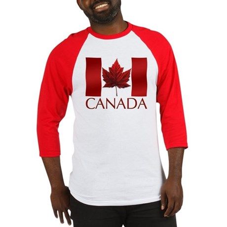 Canadian Flag Jersey Maple Leaf Souvenir