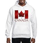 Canadian Flag Hooded Sweatshirt Hoodie Souvenir