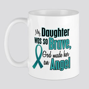Angel 1 TEAL (Daughter) Mug