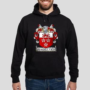 Hamilton Coat of Arms Hoodie (dark)