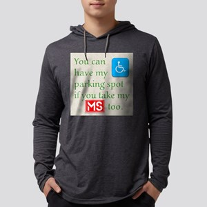 MS Parking Spot Long Sleeve T-Shirt