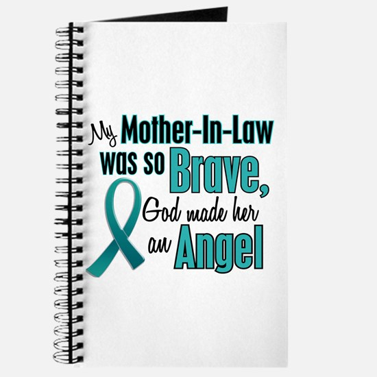 Angel 1 TEAL (Mother-In-Law) Journal