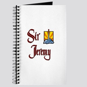 Sir Jeremy Journal