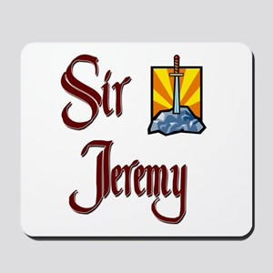 Sir Jeremy Mousepad