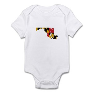 Maryland baby clothes accessories cafepress negle Choice Image