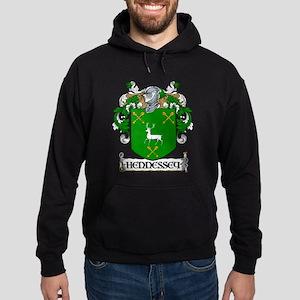 Hennessey Coat of Arms Hoodie (dark)