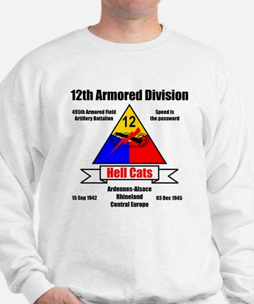 12th Armored Division 495th Jumper