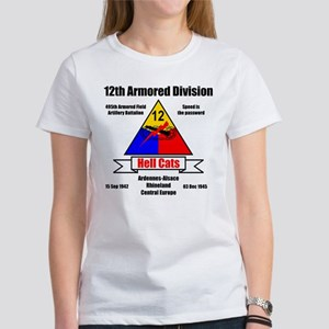 12th Armored Division 495th Women's T-Shirt