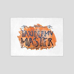 Taxidermy Master 5'x7'Area Rug