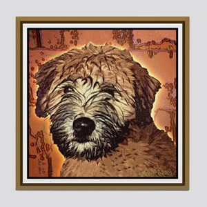 Soft Coated Wheaten Terrier Tile Coaster