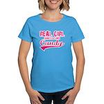 Real girl t-shirts Women's Dark T-Shirt