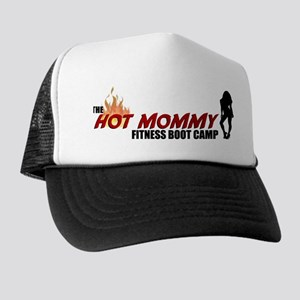 Hot Mommy Fitness Boot Camp Trucker Hat