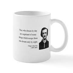 Edgar Allan Poe 3 Mug