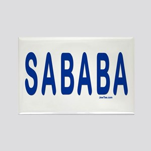 SABABA AWESOME Rectangle Magnet