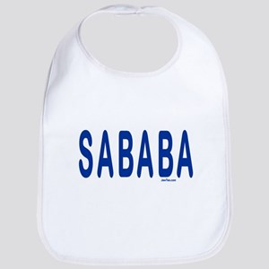 SABABA AWESOME Bib