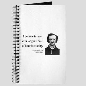 Edgar Allan Poe 7 Journal