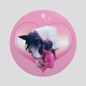 First Love Ornament (Round)