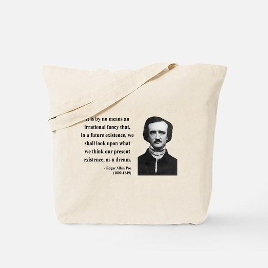 Edgar Allan Poe 4 Tote Bag