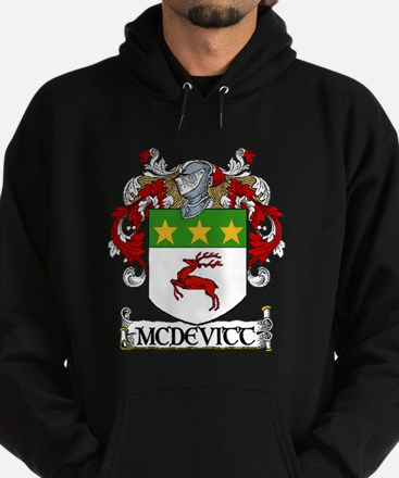 McDevitt Coat of Arms Hoodie (dark)