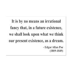 Edgar Allan Poe 4 Posters