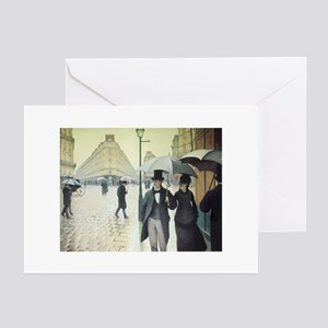 Caillebotte Greeting Cards (Pk of 10)