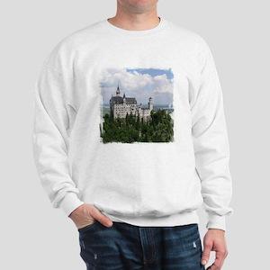 Neuschwanstein Castle Sweatshirt
