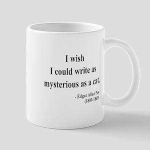 Edgar Allan Poe 6 Mug