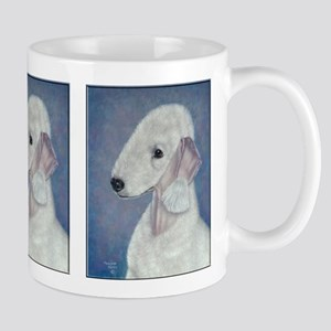 Bedlington (Blue) Mug