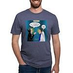 Vampire Hypnotherapist Mens Tri-blend T-Shirt