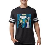 Vampire Hypnotherapist Mens Football Shirt