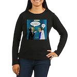 Vampire Hypnother Women's Long Sleeve Dark T-Shirt