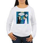 Vampire Hypnotherapist Women's Long Sleeve T-Shirt