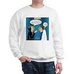 Vampire Hypnotherapist Sweatshirt
