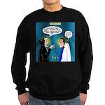 Vampire Hypnotherapist Sweatshirt (dark)