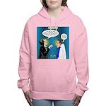 Vampire Hypnotherapist Women's Hooded Sweatshirt