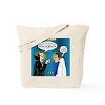 Vampire Hypnotherapist Tote Bag