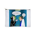 Vampire Hypnotherapist Makeup Bag