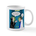 Vampire Hypnotherapist 11 oz Ceramic Mug