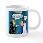 Vampire Hypnotherapist 20 oz Ceramic Mega Mug