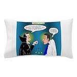 Vampire Hypnotherapist Pillow Case