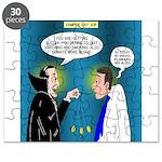 Vampire Hypnotherapist Puzzle
