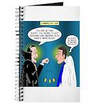 Vampire Hypnotherapist Journal