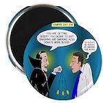 Vampire Hypnotherapist Magnet