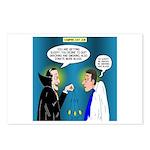 Vampire Hypnotherapist Postcards (Package of 8)