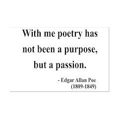 Edgar Allan Poe 10 Posters