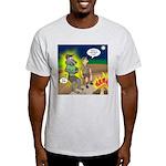 Werewolf Campfire Light T-Shirt